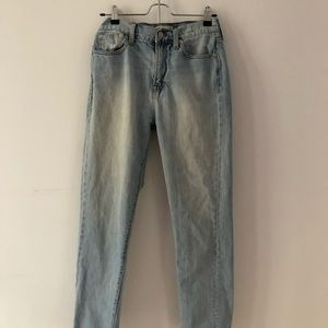 Madewell Perfect Summer Jean (Size 26)